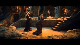 Thranduil interrogates orc [HD] thumbnail