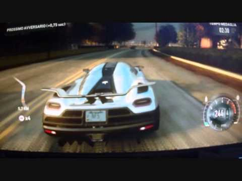 Need For Speed The Run White Koenigsegg Agera R Nfs Movie