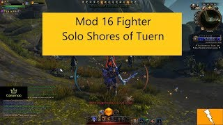 Neverwinter Mod16 - SOLO shores of Tuern - Fighter