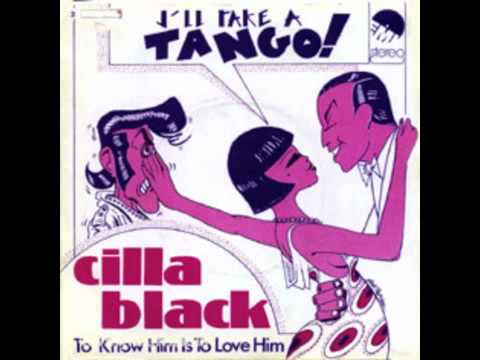 Cilla Black - I'll Take A Tango (ORIGINAL)
