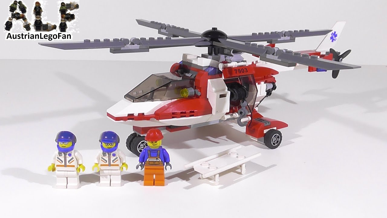 how to make a lego transformer helicopter