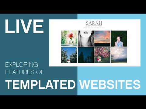 Live: Exploring Features of Templated Websites