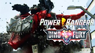 Power Rangers Official | Power Rangers Dino Fury Official Trailer | Dino Fury
