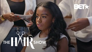Gambar cover Loose Waves & Slayed Edges Tutorial With Kah Spence! | The Hair Show