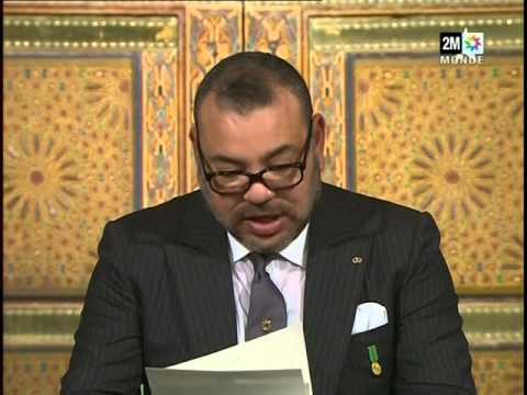 Morocco's King Mohamed VI : Green Marche Speech (11/06/2014)
