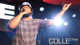 "ScHoolboy Q - ""Man Of The Year"" Live On SKEE Live 