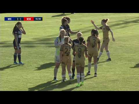 Westfield W-League 2019/20: Round 4 - Melbourne Victory Women V WSW Women (Full Game)