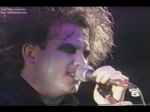 The Cure  Lulla  1990