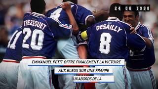 Coupe du monde : Il y a 20 ans, les