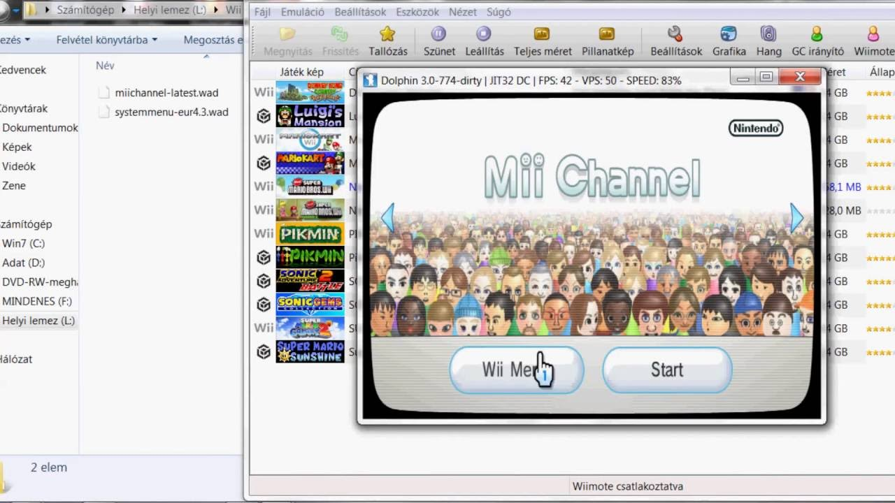 How to load Wii Menu on Dolphin? TUTORIAL