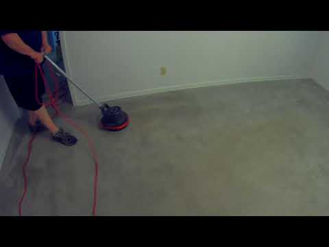 Cleaning Carpet In A House With Oreck Orbiter Part 1