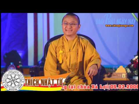 Kinh Trung Bộ 34 (Tiểu Kinh Người Chăn Bò) - Thuật chăn dắt tâm linh (05/03/2006)