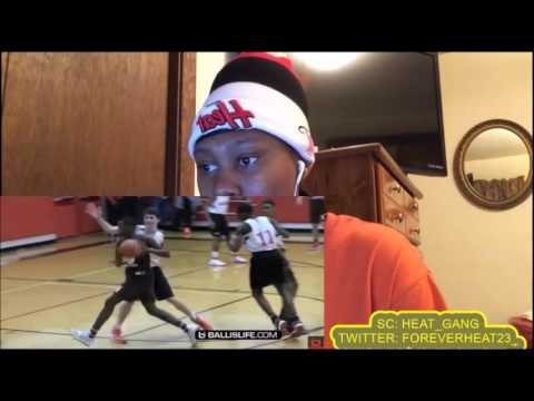 DWYANE WADE'S SON (ZAIRE WADE) & NEPHEW HIGHSCHOOL HIGHLIGHTS!!! THEY ARE  NBA BOUND!!