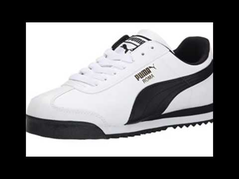 PUMA Men s Roma Basic Sneaker - YouTube 975eff8e9