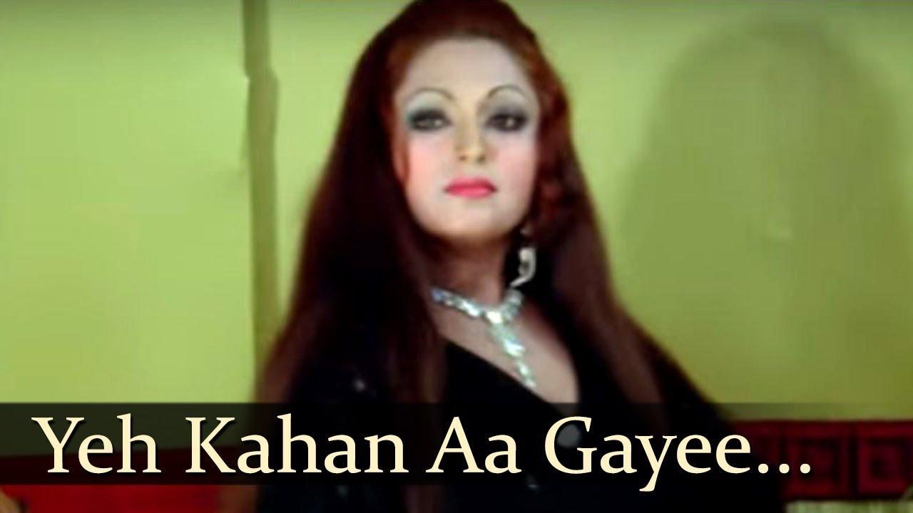 Download Yeh Kahan Aa Gayee Main (HD) - Shaque Song - Bindu