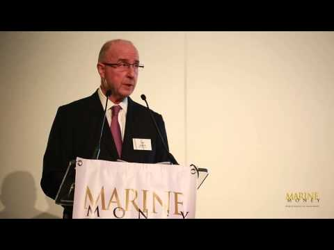 Ted Jadick, Keynote Address – 7th Annual Marine Money London Ship Finance Forum