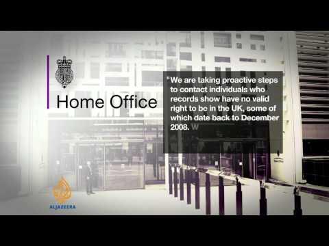 UK sends mass anti-immigration text messages