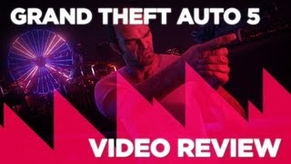 Grand Theft Auto 5 - Review