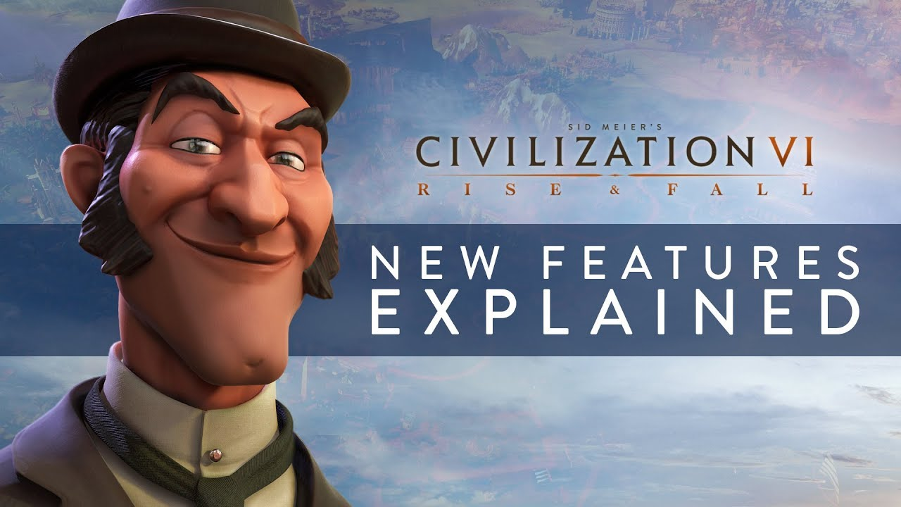 Civilization VI: Rise and Fall - New Features Explained (Full Details)