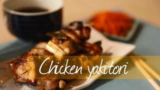 Chicken Yakitori | Video Recipe