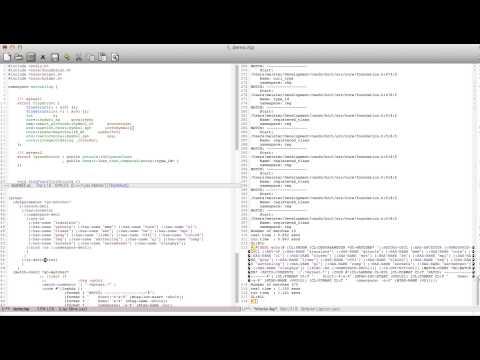 Using Common Lisp to refactor C++