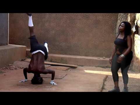 Triplets ghetto kids ft  Dj Maleeq King Kong MC Dancing, Mugie Beng, Cas Cas V