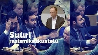 Helsingin kaupunginvaltuusto keskustelee rasismista