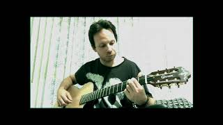 Blackbird The Beatles guitar cover Crafter nylon ct125 demo HQ audio