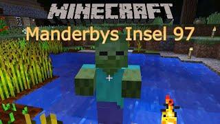 Manderbys Insel 97   Mikro-Odyssee und Klappe   Computer Menschen Sex   Minecraft Schweiz