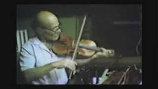 Ostad Mahmoud Zoufonoun - Violin Improvisation in Afshari - Part 1 of 2