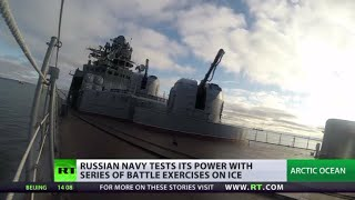 Northern Exposure: Russian navy battlegroup Arctic outpost