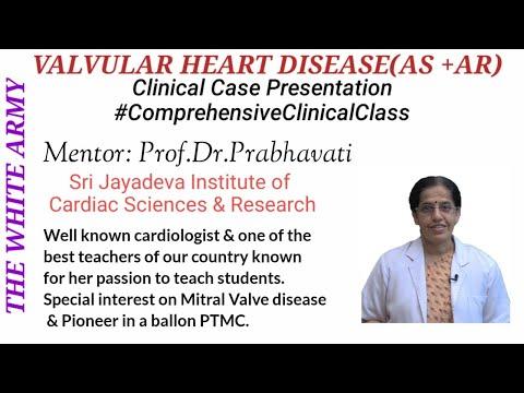 Valvular Heart Disease (AS + AR) Clinical Case Presentation #ComprehensiveClinicalClass