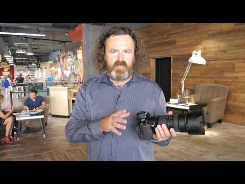 Nikon Full frame bezzrkadlovky série Z