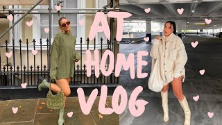 AT HOME VLOG! | furniture shopping yay | Sophia and Cinzia | ad