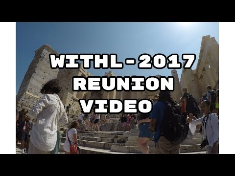 Wheaton in the Holy Lands  2017 -  Reunion Video
