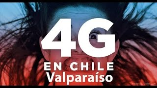 Repeat youtube video Movistar Chile 4G LTE Velocidad (Valparaíso)