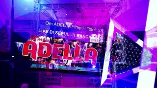 cek sound CINCIN PUTIH voc AGUSS crew kompak production om ADELLA