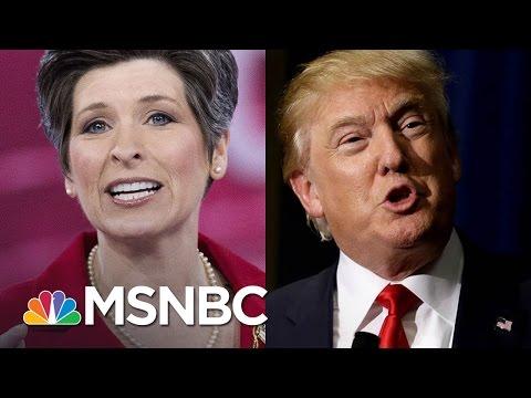 GOP Members Acknowledge President Trump