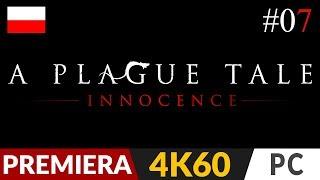 A Plague Tale: Innocence PL  #7 (odc.7)  VII - Droga przed nami | Gameplay po polsku 4K Ultra