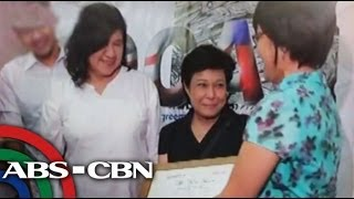 After Palace snub, Gabriela fetes Nora Aunor
