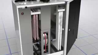 Systemair SAVE VTR 200 air handling unit