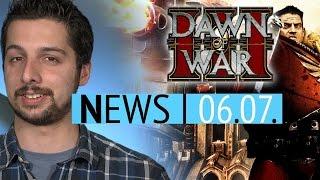 Dawn of War 3 registriert - Minecraft Story-Mode vorgestellt - News