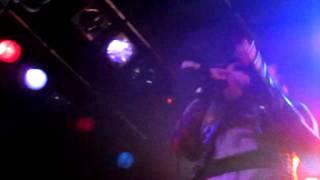 Black Veil Brides @ Slim's in San Francisco. 11/17/10