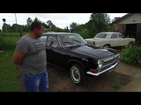 Тюнинг ГАЗ 24 Волга VK