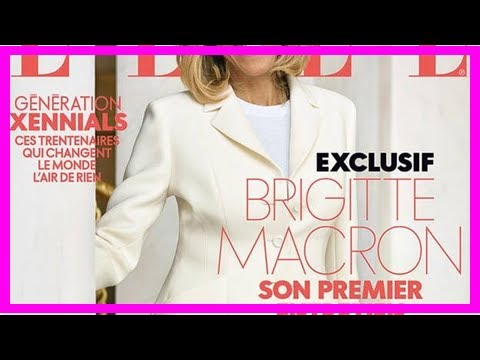 Brigitte Macron does diplomatic dressing in China By Latest News Celebrity