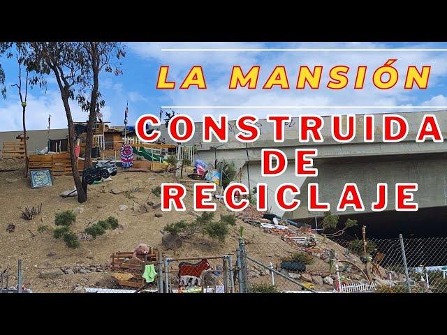 Viral: La casa de Pacoima hecha de reciclaje -El Aviso Magazine 2021