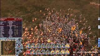 Real Warfare 2: Northern Crusades Gameplay PC HD