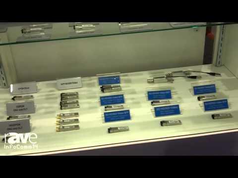 InfoComm 2014: Eoptolink Presents Its New Fiber Optic Receiver Components