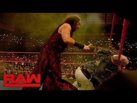 Woken Matt Hardy looks to delete Bray Wyatt with a surprise attack: Raw, Dec. 25, 2017