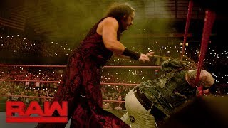 Woken Matt Hardy looks to delete Bray Wyatt with a surprise attack: Raw, Dec. 25, 2017